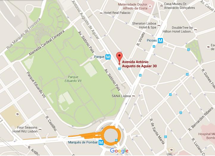 av antonio augusto aguiar lisboa mapa LOCATION | Lisbon Top Hostel av antonio augusto aguiar lisboa mapa